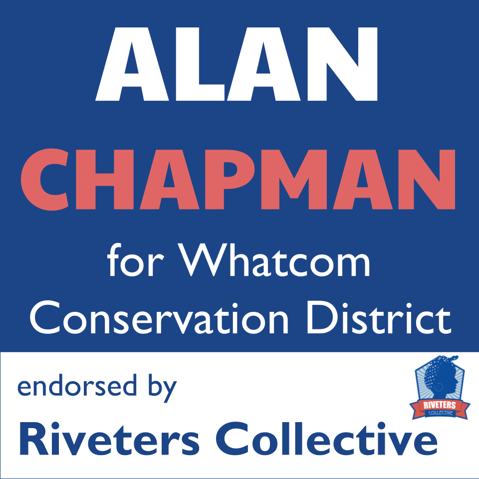 The Whatcom Conservation District holds an election for one supervisor each  year. Unlike all other elections, WCD supervisor elections are not held by  the ...